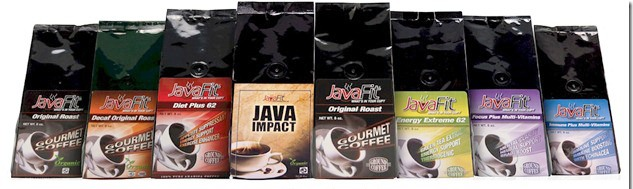 JavaFit Coffee bean taste so good